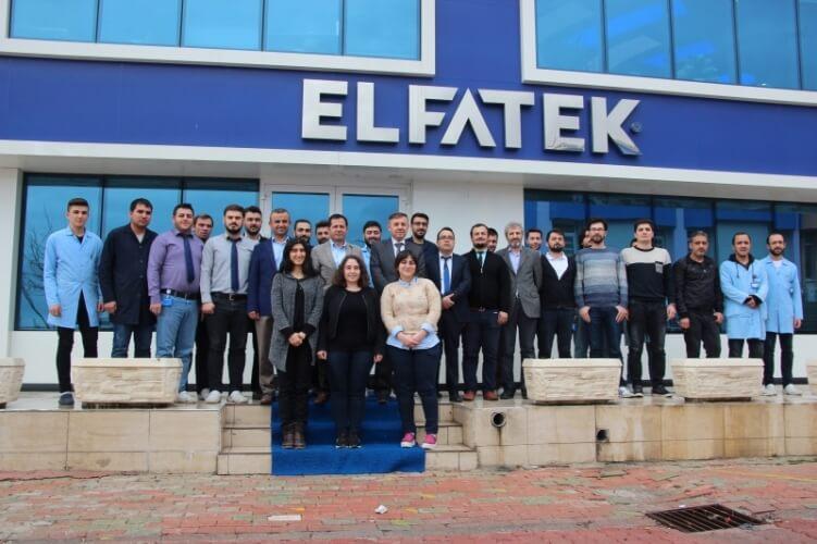 AK Parti Konya Milletvekili Ziya Altunyaldız firmamızı ziyaret etti.