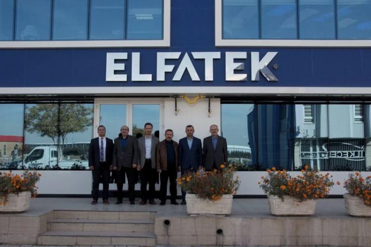 Elektrik Elektronik sektöründe Konya'nın İLK Ar Ge Merkezi...