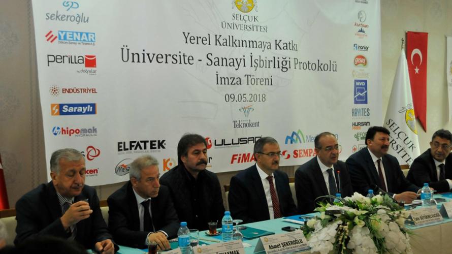 Üniversite Sanayi İşbirliğine Bir Katkı da Elfatek'ten