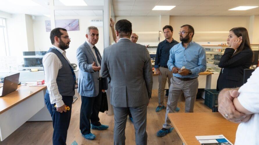 MSB İstanbul Tersane Komutanlığı Millileştirme Komisyonu ziyareti